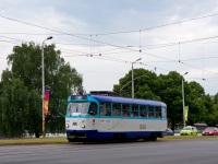 Рига. Tatra T3A №51798