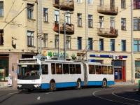 Санкт-Петербург. ТролЗа-62052 №1123