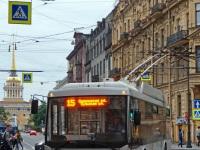 Санкт-Петербург. ТролЗа-5265.00 №1345