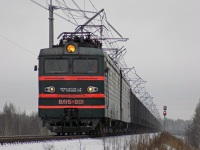 Санкт-Петербург. ВЛ15-001