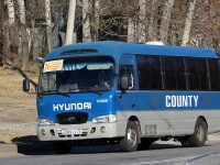 Хабаровск. Hyundai County Deluxe а089хе