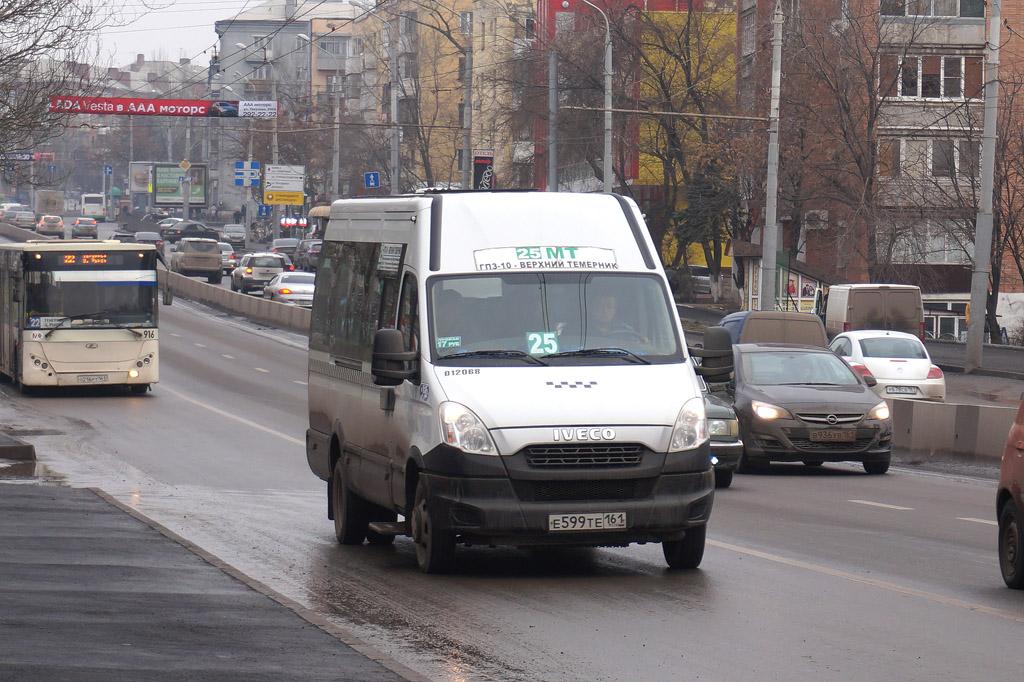 Ростов-на-Дону. Нижегородец-2227 (Iveco Daily) е599те