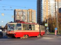Санкт-Петербург. ЛВС-86К №7043