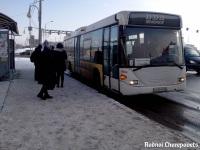 Череповец. Scania OmniLink CL94UB в445ур