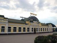 Бобруйск. Железнодорожный вокзал