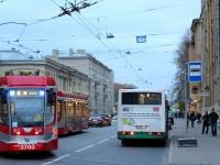 Санкт-Петербург. НефАЗ-52994-10 в128ео