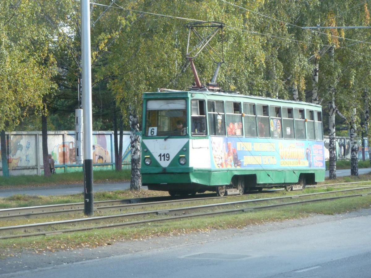 Прокопьевск. 71-605 (КТМ-5) №119