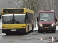 Минск. МАЗ-103.065 AB3945-7, ГАЗель Next 5TAX8363
