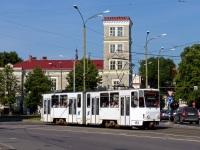 Таллин. Tatra KT4D №153