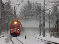 Санкт-Петербург. 2ЭС4К-097