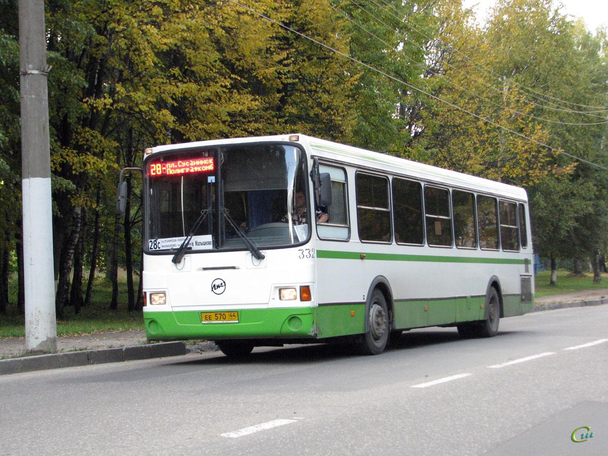 Кострома. ЛиАЗ-5293 ее570