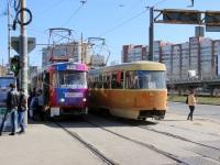 Екатеринбург. Tatra T3SU №154, Tatra T3SU №683