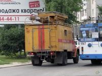 Владимир. Машина аварийной службы контактной сети (у040он 33)