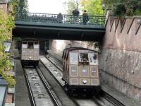 Будапешт. Фуникулер Шикло
