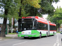 Люблин. Solaris Trollino 18M №3937