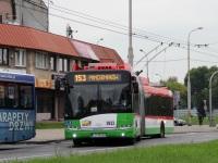 Люблин. Solaris Trollino 18M №3933