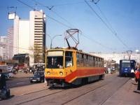Москва. 71-608КМ (КТМ-8М) №4214, 71-608К (КТМ-8) №4111