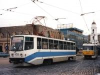Москва. 71-608КМ (КТМ-8М) №4261, Tatra T3SU №1476