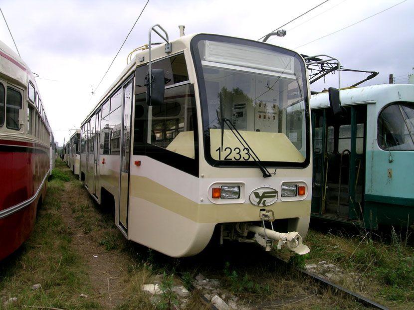Нижний Новгород. 71-619КТ (КТМ-19КТ) №1233