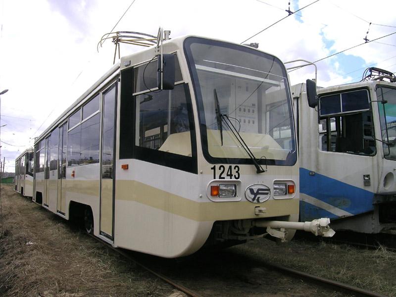 Нижний Новгород. 71-619КТ (КТМ-19КТ) №1243