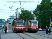 Санкт-Петербург. ЛВС-86К №8180, ЛВС-86К №8190