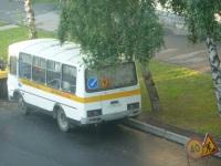 Новокузнецк. ПАЗ-32053 у704рр