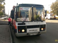 Новокузнецк. ПАЗ-32053 а135вр