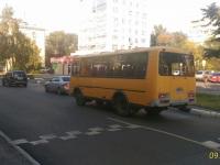 Новокузнецк. ПАЗ-32053-70 м876хр