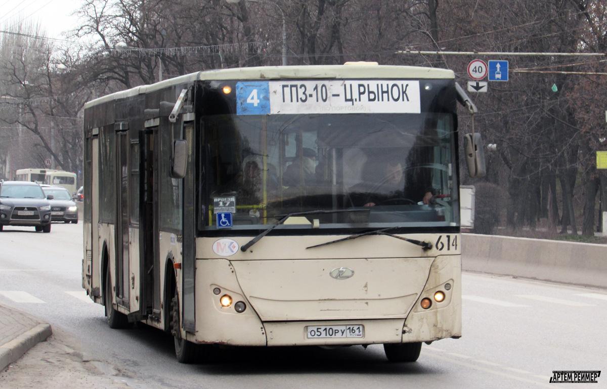 Ростов-на-Дону. РоАЗ-5236 о510ру
