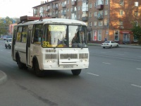 Новокузнецк. ПАЗ-32054 в522кт