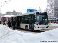 Череповец. Scania OmniLink CL94UB в141тв