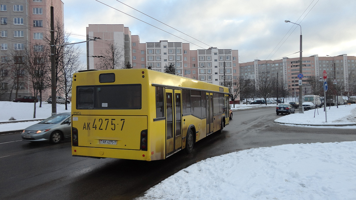 Минск. МАЗ-103.465 AK4275-7