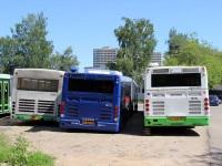 Москва. Волжанин-6270.06 ео657, ЛиАЗ-6213.22 ет223, ЛиАЗ-6213.22 ет237