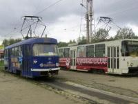 Тула. Tatra T6B5 (Tatra T3M) №349, Tatra T3SU №65