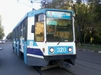 Новокузнецк. 71-608К (КТМ-8) №320