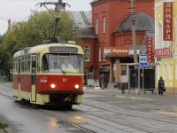 Тула. Tatra T3 №81
