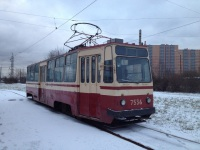 Санкт-Петербург. ЛМ-68М №7536
