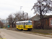 Харьков. Tatra T3 №573