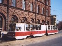 Санкт-Петербург. ЛВС-86К №8182