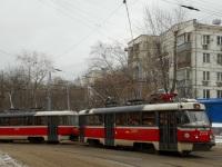 Москва. Tatra T3 (МТТА-2) №2331, Tatra T3 (МТТА-2) №2332