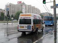 Ярославль. Нижегородец-2227 (Ford Transit) ак154