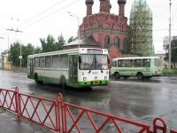 Ярославль. ЛиАЗ-5256.30-01 ве029, ПАЗ-32054 ак342