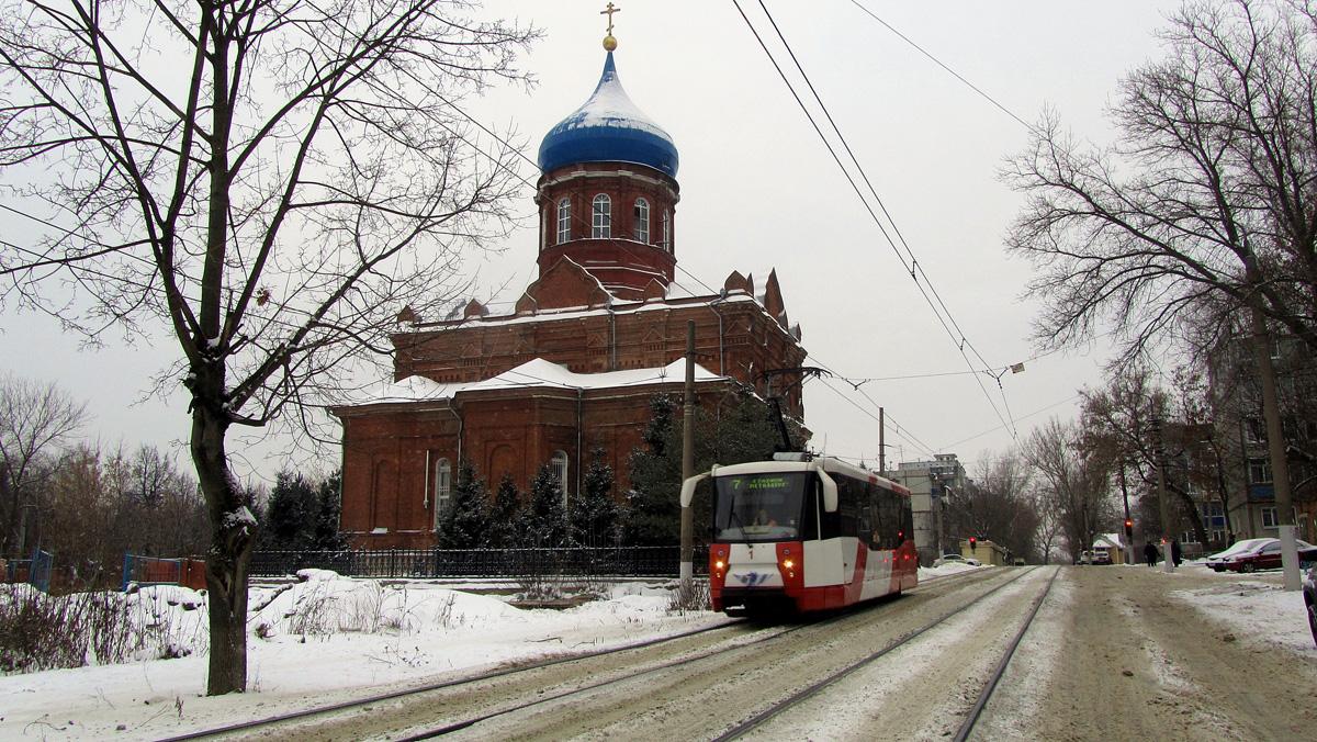 Тула. 71-153 (ЛМ-2008) №1