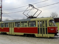 Тула. Tatra T3SU №430