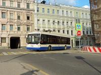 Москва. ТролЗа-5265.00 №7150