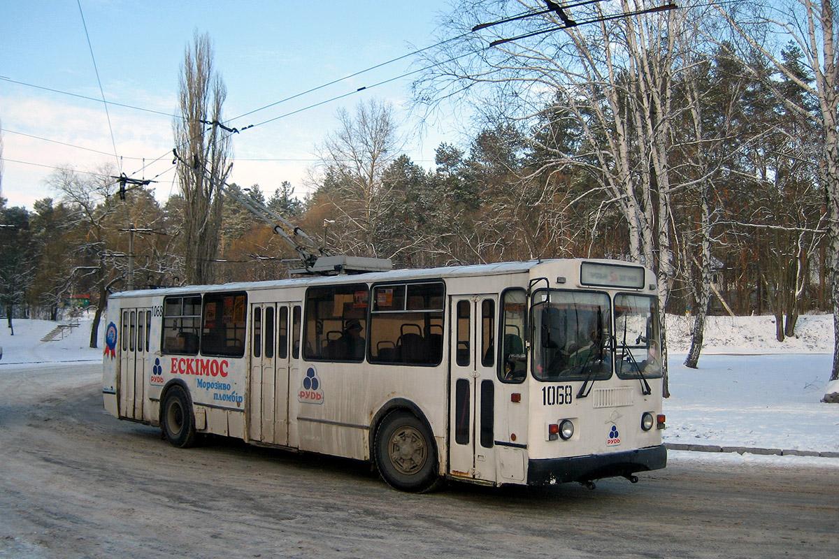 Житомир. ЗиУ-682Г-016 (018) №1068
