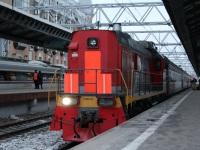 Санкт-Петербург. ТЭМ18В-025