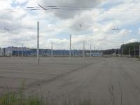 Минск. Недостроенная территория со стороны Новой Боровой