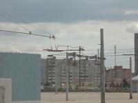 Минск. Одна стрелка отвалилась и висит