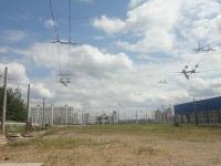 Минск. Недостроенная территория со стороны МКАД